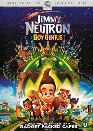 Jimmy Neutron: Boy Genius Online DVD Rental