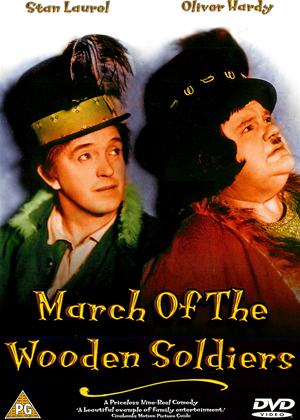 Rent Laurel and Hardy: March of the Wooden Soldiers Online DVD Rental