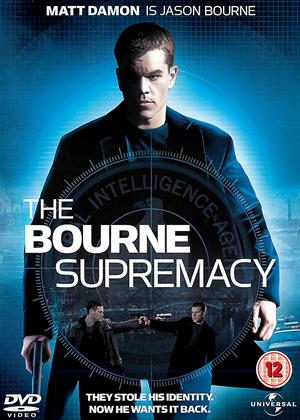 Rent The Bourne Supremacy Online DVD Rental