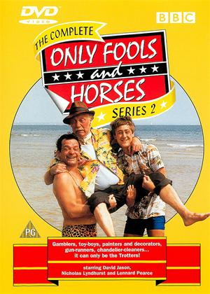 Rent Only Fools and Horses: Series 2 Online DVD Rental