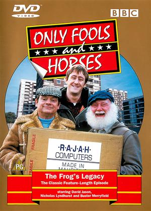 Only Fools and Horses: The Frog's Legacy Online DVD Rental