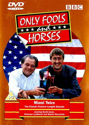 Only Fools and Horses: Miami Twice Online DVD Rental
