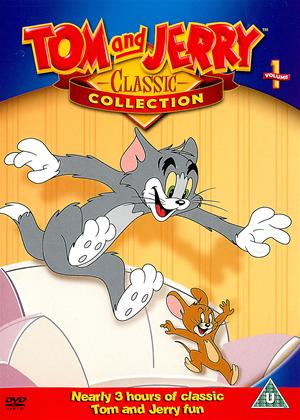 Rent Tom and Jerry: Classic Collection: Vol.1 Online DVD Rental