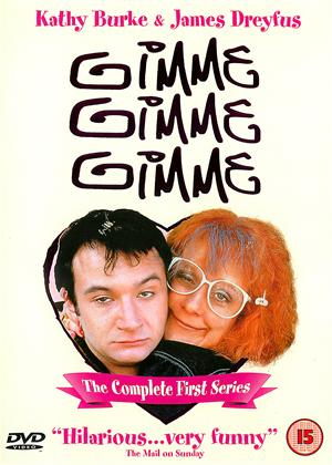 Rent Gimme Gimme Gimme: Series 1 Online DVD Rental