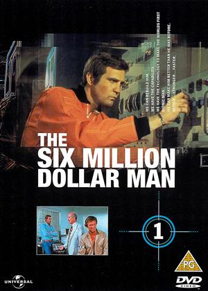 The Six Million Dollar Man: Vol.1 Online DVD Rental