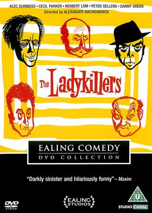 Rent The Ladykillers Online DVD Rental