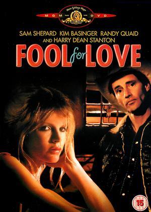 Fool for Love Online DVD Rental