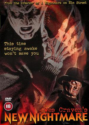 Rent Wes Craven's New Nightmare Online DVD Rental