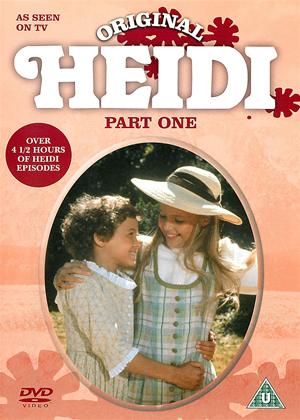 Heidi: Part 1 Online DVD Rental