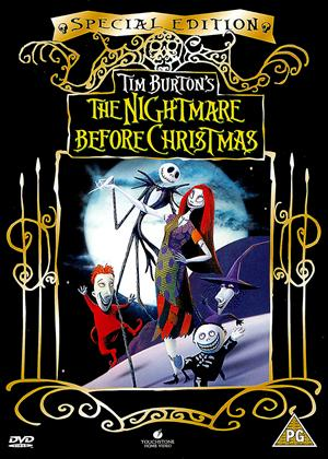 Nightmare Before Christmas Online DVD Rental