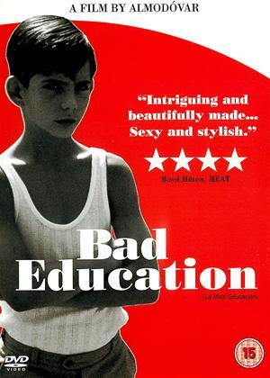 Bad Education Online DVD Rental
