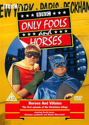 Only Fools and Horses: Heroes And Villains Online DVD Rental