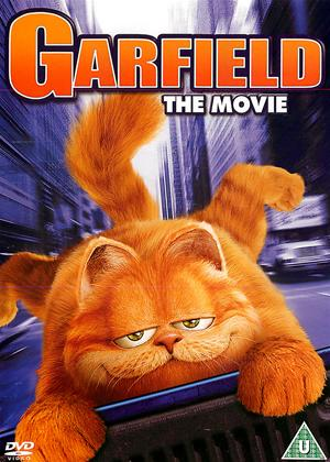 Garfield: The Movie Online DVD Rental