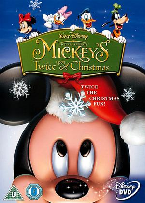 Rent Mickey's Twice Upon a Christmas Online DVD Rental