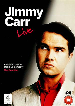 Jimmy Carr: Live Online DVD Rental