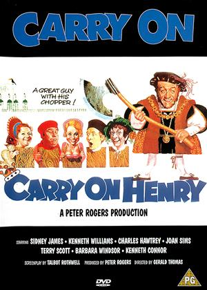 Rent Carry on Henry Online DVD Rental