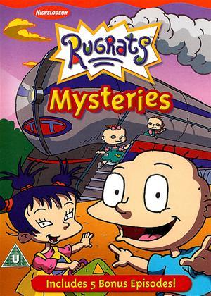 Rugrats: Mysteries Online DVD Rental