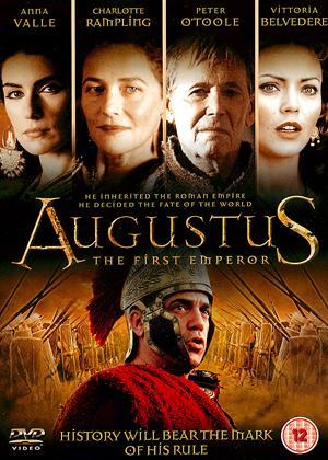 Augustus: The First Emperor Online DVD Rental