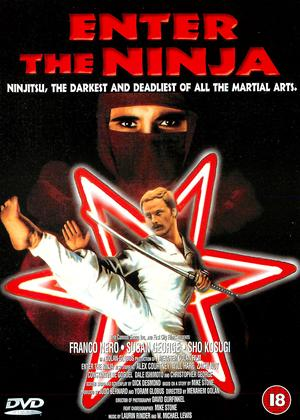 Enter the Ninja Online DVD Rental