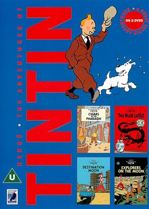 Rent The Adventures of Tintin: Vol.1 Online DVD Rental