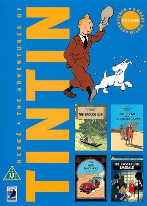 The Adventures of Tintin: Vol.3 Online DVD Rental