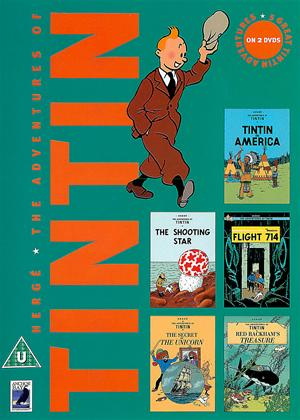 The Adventures of Tintin: Vol.5 Online DVD Rental