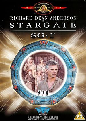 Stargate SG-1: Series 3: Vol.12 Online DVD Rental