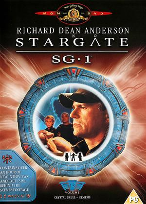 Stargate SG-1: Series 3: Vol.13 Online DVD Rental