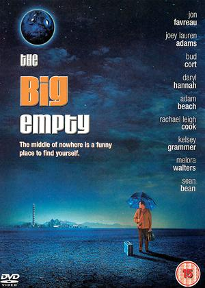 The Big Empty Online DVD Rental
