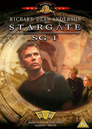 Rent Stargate SG-1: Series 4: Vol.18 Online DVD Rental