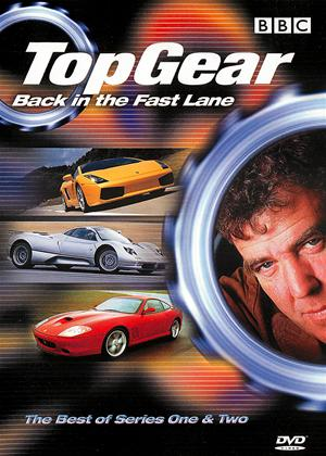 Rent Top Gear: Back in The Fast Lane: The Best of Top Gear Online DVD Rental
