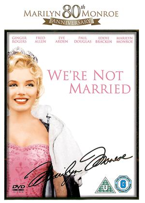 Marilyn Monroe: We're Not Married Online DVD Rental