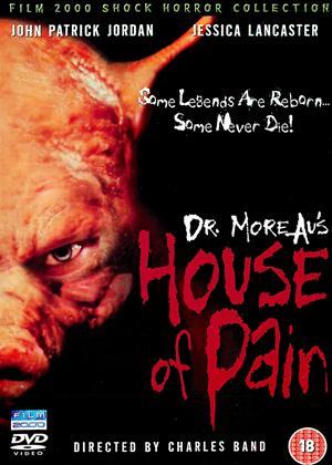 Rent Dr. Moreau's House of Pain Online DVD Rental