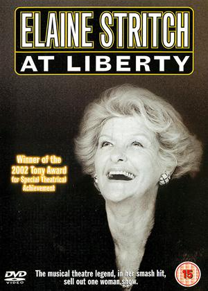 Elaine Stritch: At Liberty Online DVD Rental