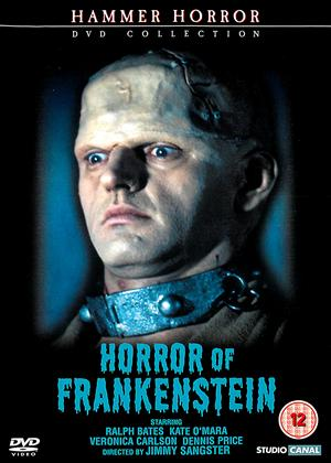 Rent The Horror of Frankenstein Online DVD Rental