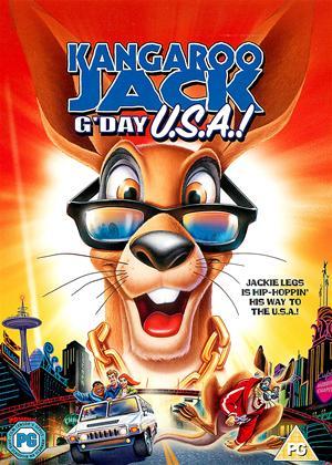 Kangaroo Jack: G'Day USA! Online DVD Rental
