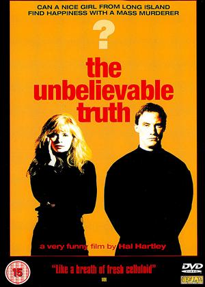 The Unbelievable Truth Online DVD Rental