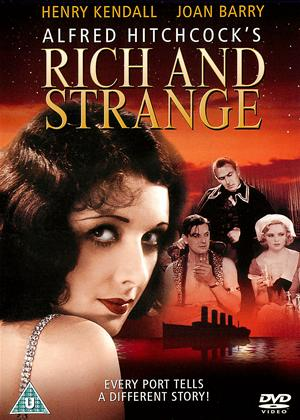 Rich and Strange Online DVD Rental