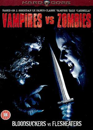 Vampires vs. Zombies Online DVD Rental