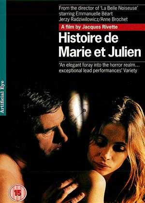 Rent The Story of Marie and Julien (aka Histoire de Marie et Julien) Online DVD Rental