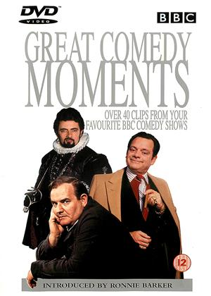 Great Comedy Moments Online DVD Rental