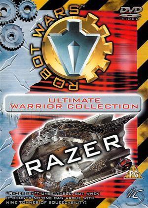 Robot Wars: Razer Online DVD Rental