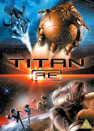 Rent Titan A.E. Online DVD Rental