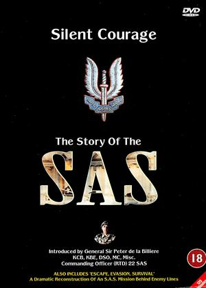 Silent Courage: Story of the SAS Online DVD Rental