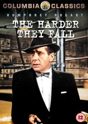 The Harder They Fall Online DVD Rental