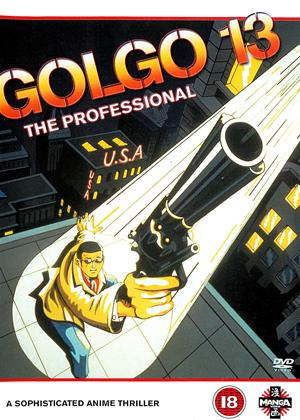 The Professional: Golgo 13 Online DVD Rental