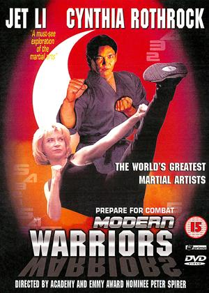 Modern Warriors Online DVD Rental