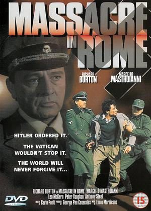 Rent Massacre in Rome (aka Rappresaglia) Online DVD Rental