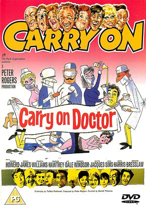 Carry on Doctor Online DVD Rental