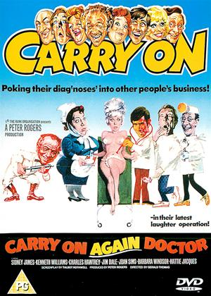 Carry on Again Doctor Online DVD Rental
